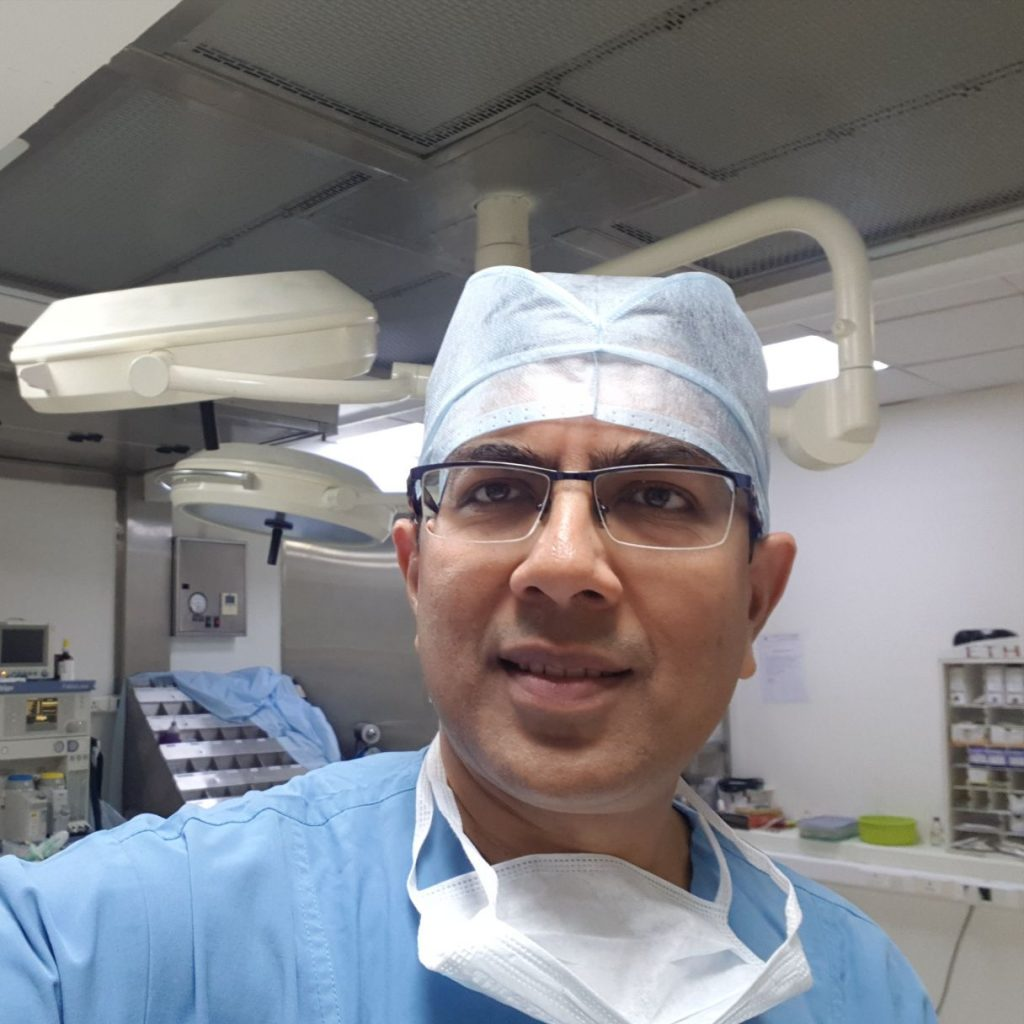 ENT surgeon in Kothrud -Dr. Mihir